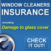 GLEAMING INSURANCE - Specialized insurace for window cleaners.