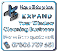 Expand your window cleaning round.